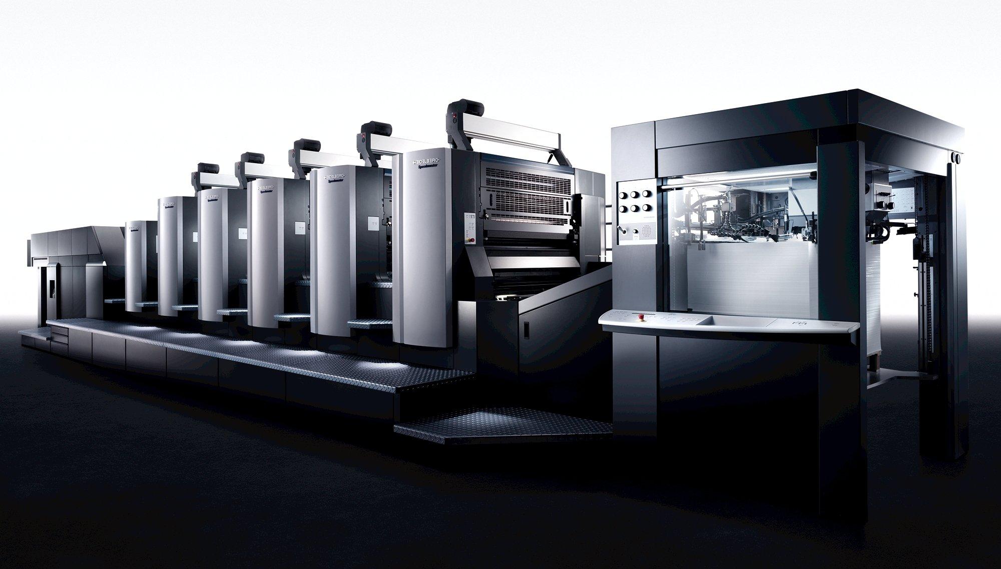 Printing Graphics Torrance, Machine